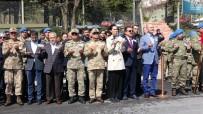 Hakkari'de Şehit Askerler İçin Tören Düzenlendi