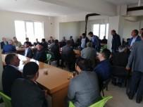 PİYADE ALBAY - Kaymakam Dundar'dan Topgaç'ın Ailesine Taziye Ziyareti