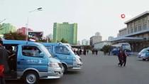 ROKETATARLAR - Kuzey Kore Lideri Kim Füze Denemesini İzledi