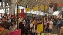 SOSYETE PAZARI - Pazarcılar Sosyete Pazarının Hafta İçine Alınmasını İstemiyor