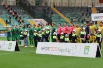 HÜSEYIN GÖÇEK - Spor Toto Süper Lig Açıklaması Akhisarspor Açıklaması 0 - Evkur Yeni Malatyaspor Açıklaması 0 (İlk Yarı)