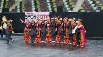 Türkiye Halk Oyunları Grup Yarışması Kilis'te Başladı