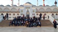 ÇAMLICA CAMİİ - YUDER, Uluslararası Öğrenci Buluşması Finaline Katıldı
