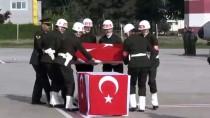 GAZİANTEP HAVALİMANI - Zeytin Dalı Harekatı Bölgesinde Şehit Olan Yüzbaşı İçin Tören