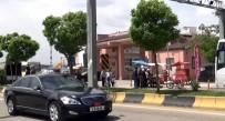 2'Nci Ordu Komutanı Sinan Yayla Suriye Sınırında