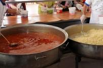 SAHUR YEMEĞİ - Bafra Belediyesi'nden 2 Bin Aileye Yemek Yardımı