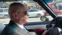 DEVLET BAHÇELİ - Bahçeli klasik otomobiliyle Ankara sokaklarında tur attı