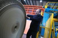 ERSIN YAZıCı - Balıkesir SEKA'da 19 Yıl Sonra Üretim Başladı