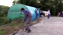 Bartın'da Ramazan Topu Yerine Ses Bombası