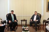 ÖĞRETMENEVI - Başkan Oğuz'dan Bakan Selçuk'a Ziyaret