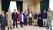 Bingöl'de  Şehit Ailelerine  'Devlet Övünç Madalyası'
