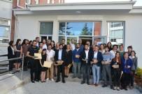 BAŞARI ÖDÜLÜ - BŞEÜ Güzel Sanatlar Öğrencileri Seramik Yarışması'ndan 4 Ödülle Döndü