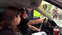 Çorum'da Sürücülere Leblebi İkramı