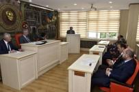 Gümüşhane İl Genel Meclisinin Toplantıları Devam Ediyor