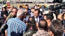 İmamoğlu, Mısır Çarşısı'nda Alışveriş Yaptı