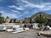 Kapadokya'da Görüntü Kirliliği Temizlendi