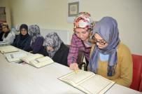 Karaman Belediyesi'nden Kadınları Yönelik Mukabele