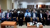 Karaman'da Devlet Övünç Madalyası Ve Beratı Tevcih Töreni