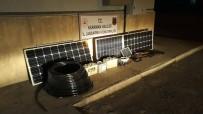 TAŞKALE - Karaman'da Hırsızlık Şüphelisi 2 Kişi Tutuklandı
