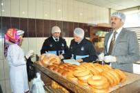 Karaman'da Pide Ve Ekmek Fırınları Denetlendi