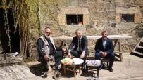 Kaymakam Akın, Müze Haline Getirilen Evi Gezdi