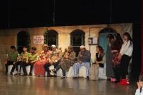Kilis'te 'Ahıl Adama Sermiye' Konulu Tiyatro Gösterisi