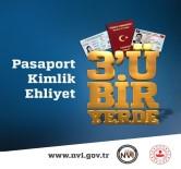 ÇİPLİ KİMLİK - Kimlik, Ehliyet, Pasaport Randevularında Yeni Dönem