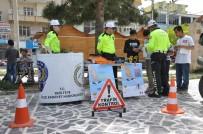 TRAFİK MÜFETTİŞİ - Kızıltepe'de Trafik Haftası Etkinliği
