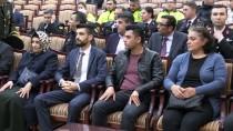 Nevşehir'de Devlet Övünç Madalyası Ve Beratı Töreni