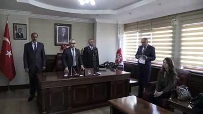 Niğde'de Devlet Övünç Madalyası Tevcih Töreni