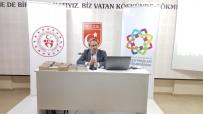 MUSTAFA ARMAĞAN - Okur-Yazar Buluşmalarının Konuğu Mustafa Armağan Oldu