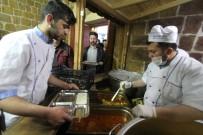 Ramazan'da İftar Sofrası Yine Taşhan'da Kurulacak