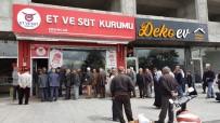 KARAAĞAÇ - Ramazan'ın İlk Günü Erzincan'da Ucuz Et Kuyruğu
