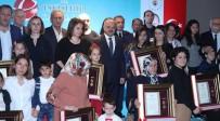 ESKİŞEHİR VALİSİ - Şehit Ve Gazi Ailelerine Devlet Övünç Madalyaları Takdim Edildi