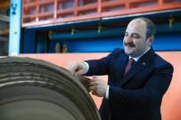 ERSIN YAZıCı - SEKA'da 19 Yıl Sonra Üretim Başladı