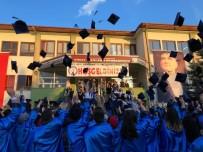 ÇAĞATAY HALIM - Simav Meslek Yüksek Okulu Öğrencilerinin Mezuniyet Sevinci