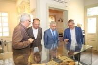 UĞUR TURAN - Vali Deniz'den Kent Müzesi'ne Tam Not