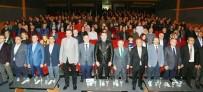 Vali Memiş Ve Erzurum Protokolü TYB'nin Programında Şiir Okudu