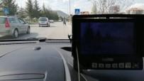 Yayalara Yol Vermeyen Sürücülere Ceza Yağdı