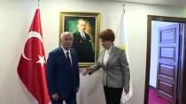 FETHI YAŞAR - Yenimahalle Belediye Başkanı Yaşar'dan Akşener'e Ziyaret