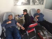 KALP AMELİYATI - Yerköy'de Kan Bağışı
