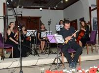 CIHANGIR - Avrupa Günü'nde 'Antalya'nın Evrensel Tınıları' Yankılandı