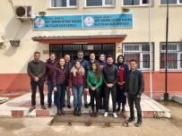 Baharı Köy Okulunda Öğrencilerle Birlikte Karşıladılar