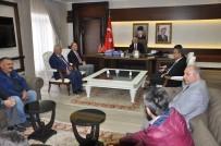 Başkan Kaya'dan Vali Köşger'e Ziyaret
