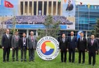 MECLİS BAŞKANLARI - BTB, TOBB 75'İnci Genel Kuruluna Katıldı