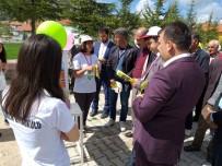 Derebucak'ta Öğrenciler Bilimsel Çalışmalarını Sergiledi