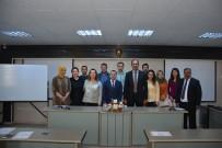 'Donanım Kapasitelerinin Arttırılması'  Projesinde Sertifika Töreni