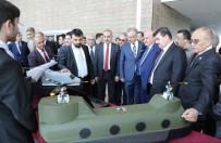 SÜLEYMAN KAHRAMAN - EBYÜ'de Dikine Kalkış Yapan Çift Motorlu Uçak Yapıldı