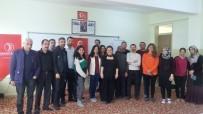 Ergani'de Öğretmenlere Drama Eğitimi Verildi