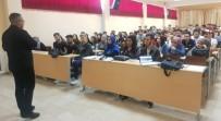 İŞ BAŞVURUSU - Gediz MYO'da Tıbbi Tanıtım Ve Pazarlama Semineri